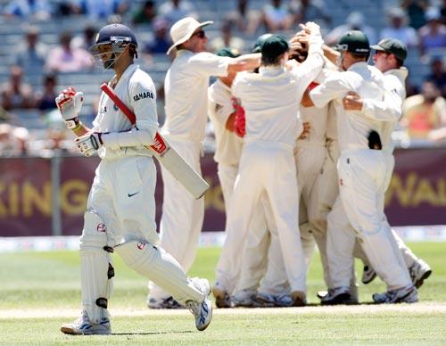 1st Test, Ind vs Aus - Day 4