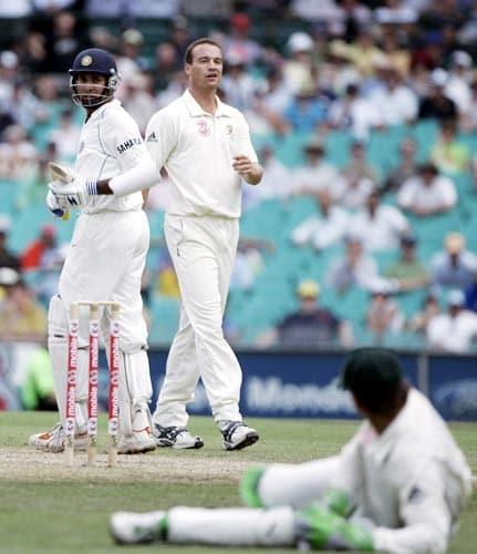 2nd Test, Ind vs Aus - Day 2