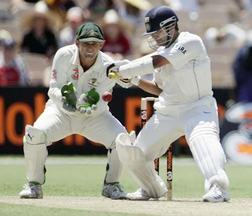 4th Test, Ind vs Aus - Day 1