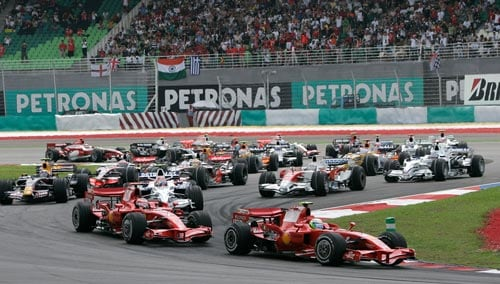 F 1: Malaysian Grand Prix