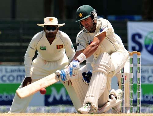 Pak vs SL: 3rd Test, Day 4