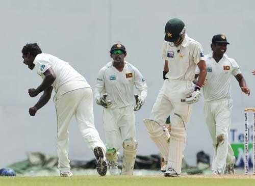 Day 1: Pak vs SL, 2nd Test