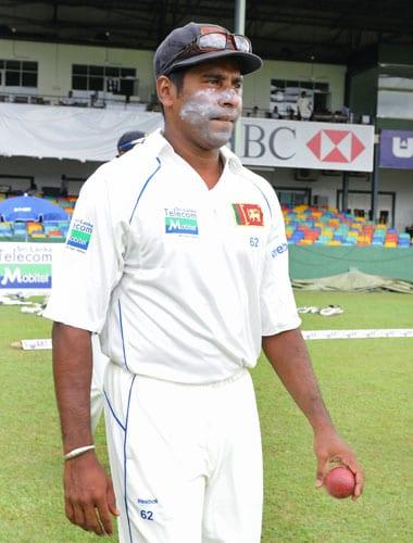 Pak vs SL: 3rd Test, Day 1