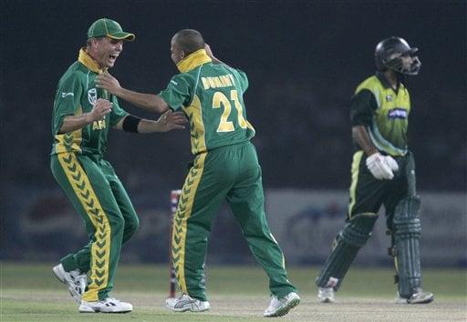 SA win ODI series in Pak