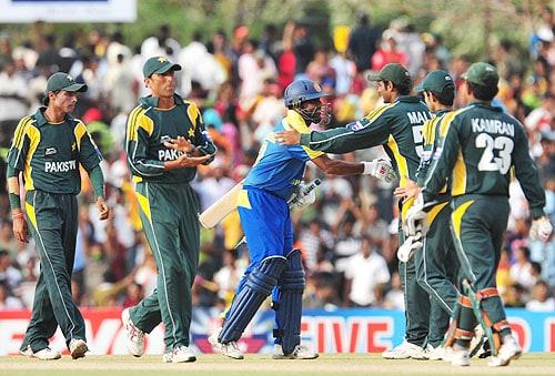 Pak vs SL: 2nd ODI