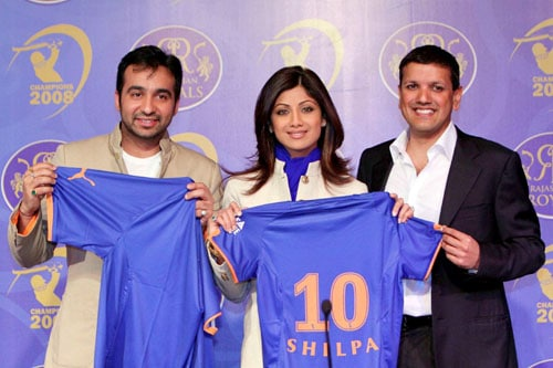 Royals gear up for IPL 2009