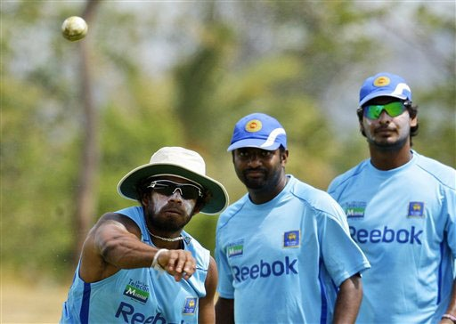 Lanka in nets at Dambulla