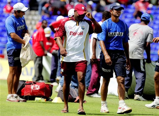 Ind-WI 3rd Test Day 1