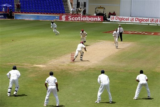 Ind-WI 3rd Test Day 2