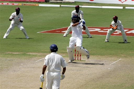 Ind-WI 3rd Test Day 4