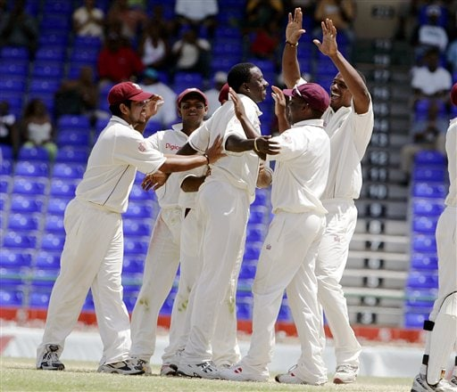 Ind-WI 3rd Test Day 5