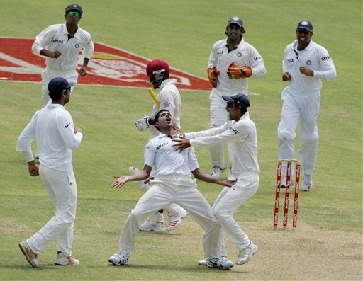 Ind-WI 4th Test Day 2