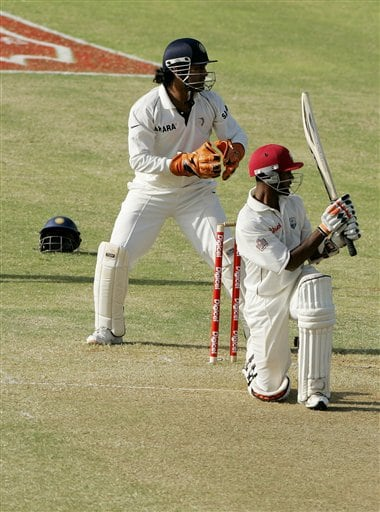Ind-WI 4th Test Day 3