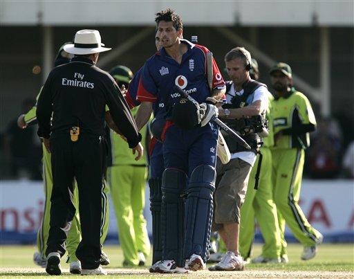 Eng-Pak 5th ODI