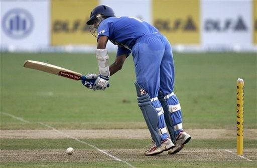 DLF Cup 2nd ODI