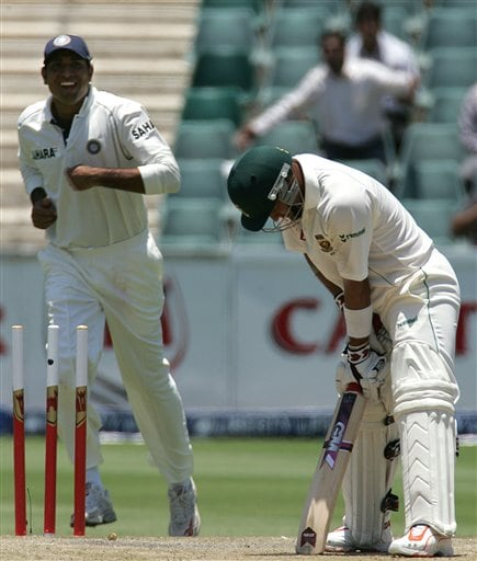 India win First Test