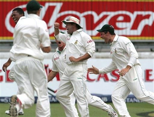 SA win 2nd Test