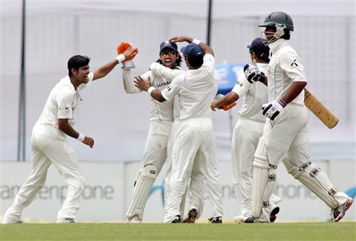 India win 2nd Test