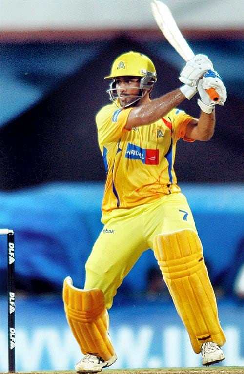 Number 3: MS Dhoni