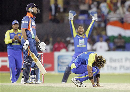 Tri-series: IND vs SL