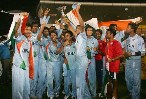 The U19 Cup winners