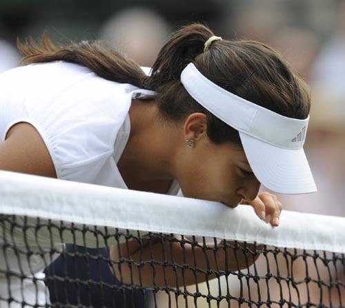 Wimbledon Day 3