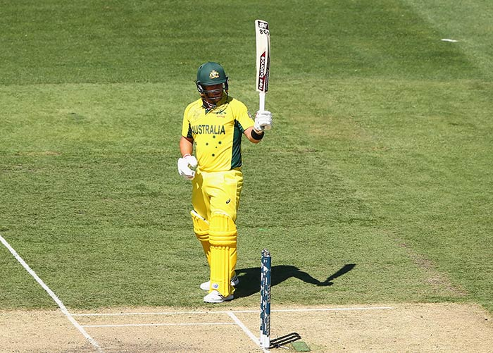 Aaron Finch Slams Explosive Ton in Maiden  World Cup Match