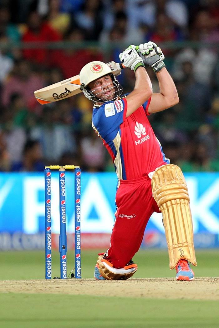 IPL: AB de Villiers ma...