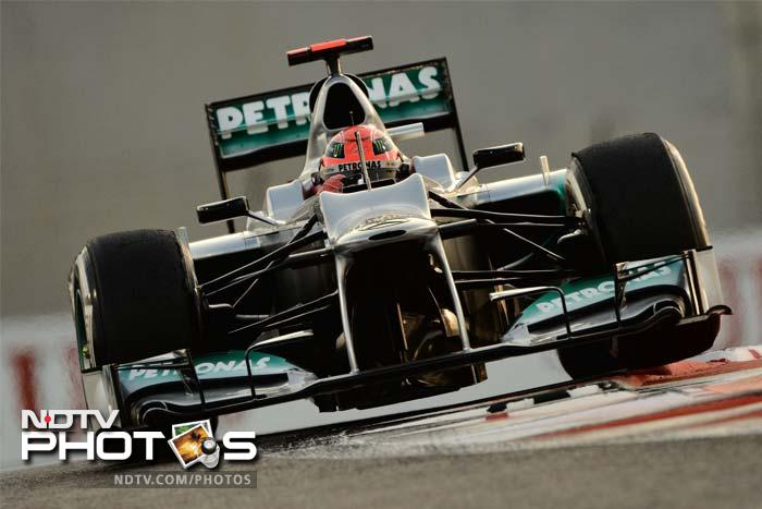 Abu Dhabi Grand Prix: Qualifiers