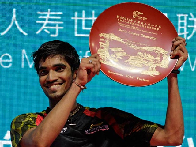 Saina Nehwal, Kidambi Script Historic Badminton Day