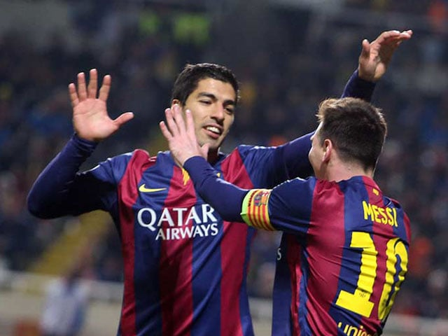 Photo : UEFA Champions League: Barcelona, Chelsea and Manchester City Record Wins