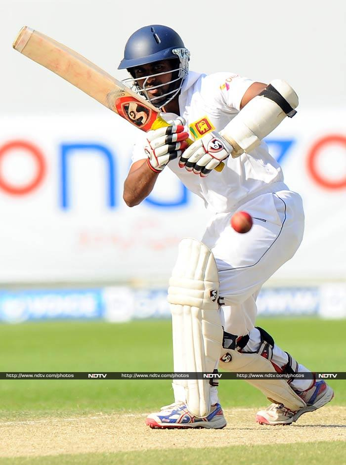 Sri Lanka thrash Pakistan by 9 wickets to take 1-0 series lead