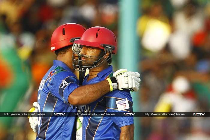 Afghanistan create history in 32-run win over Bangladesh