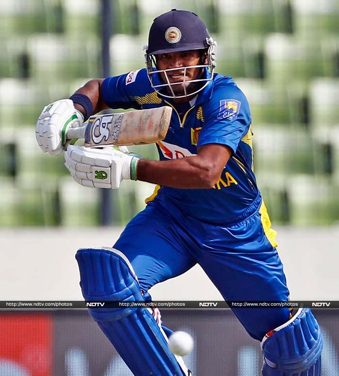 Sri Lanka crash Afghanistan to knock India out of Asia Cup