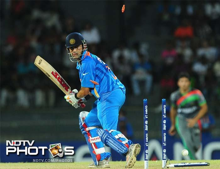 World T20: Spirited Afghanistan lose to India