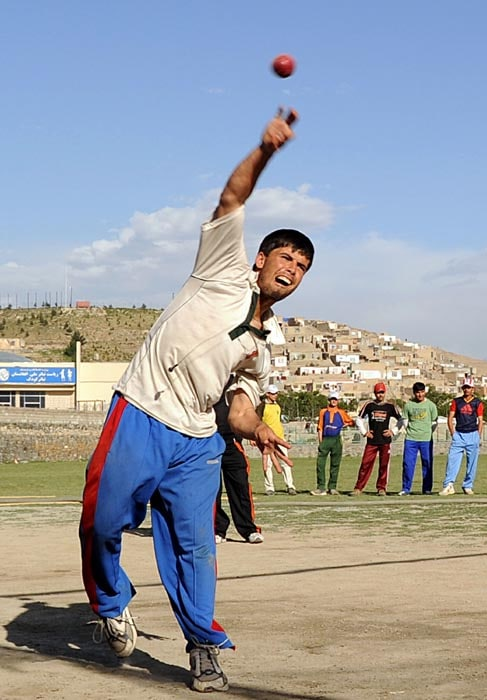 Afghan cricketers gear up for World T20