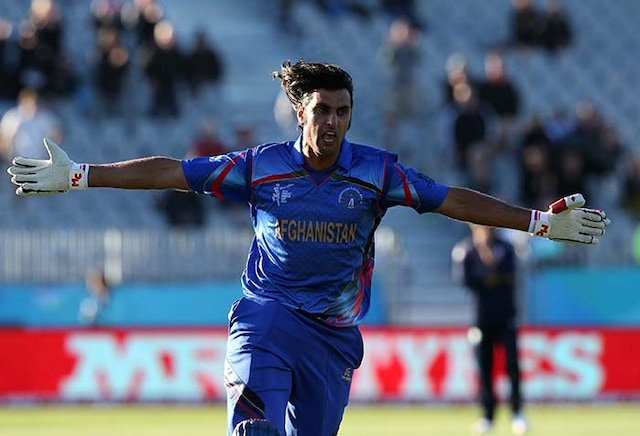 Afghanistan Cricket Celebrates First Win of World Cups