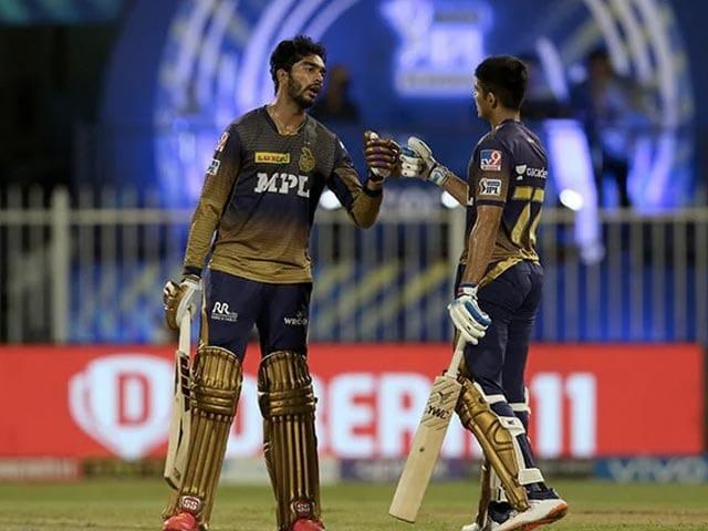 Photo : आईपीएल 2021: दिल्ली को क्वार्टर फाइनल 2 में हराकर केकेआर ने फाइनल में बनाई जगह