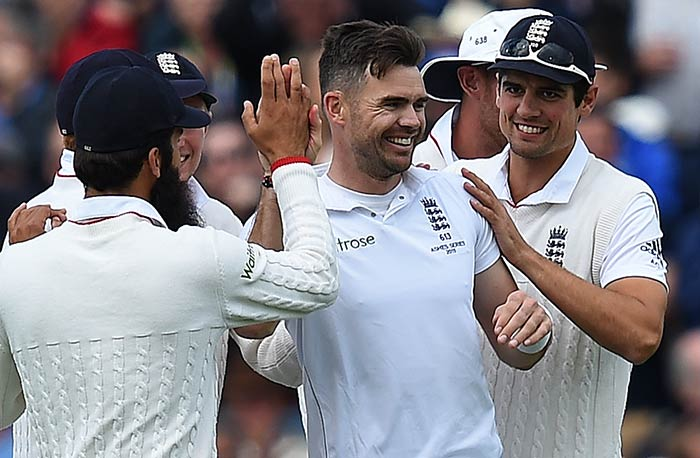 Ashes 2015: James Anderson Wrecks Australia on Day 1 at Edgbaston