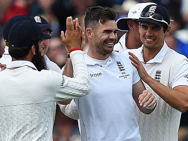 Ashes 2015: James Anderson Wrecks Australia on Day 1 at Edgbaston
