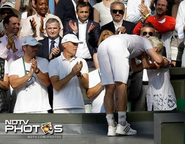 Mum and girlfriend: Its love all for Andy Murray