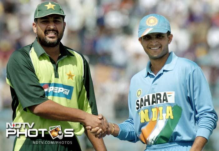 India vs Pakistan: Archive images that deserve to be seen