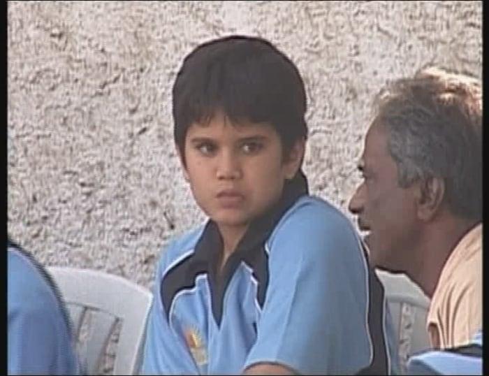 Jr. Tendulkar makes his debut