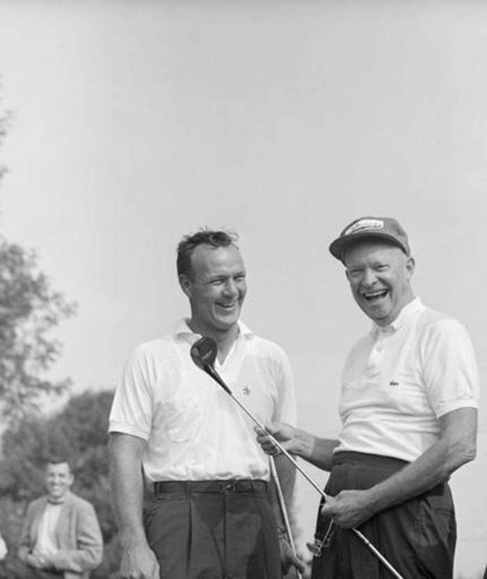 Arnold Palmer, 'King' of The PGA Tour, Dies at 87