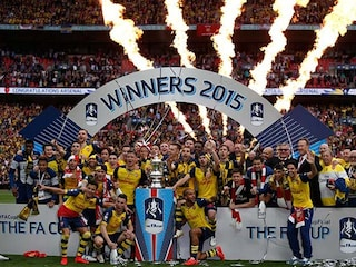 Arsenal Defeat Aston Villa to Win FA Cup
