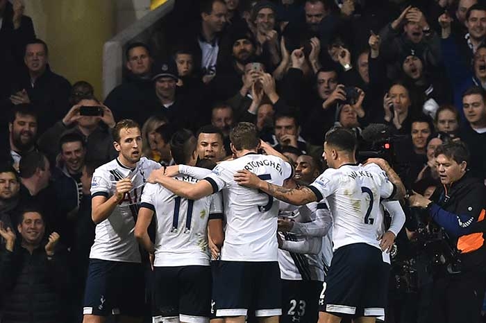 EPL: Arsenal Move to the top of table, Tottenham Hotspurs Lose