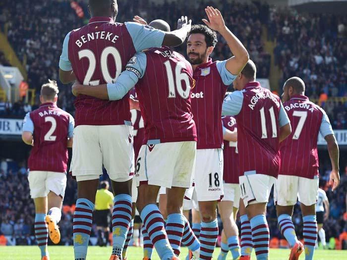 EPL: Aaron Ramseys Strike Keeps Arsenal in Title Race, Aston Villa Sink Tottenham Hotspur