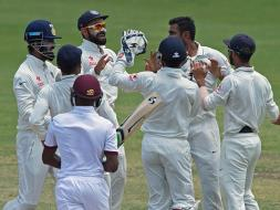 Photo : 1st Test: R Ashwin's 7/83 Masterclass Gives India Record Win Over West Indies
