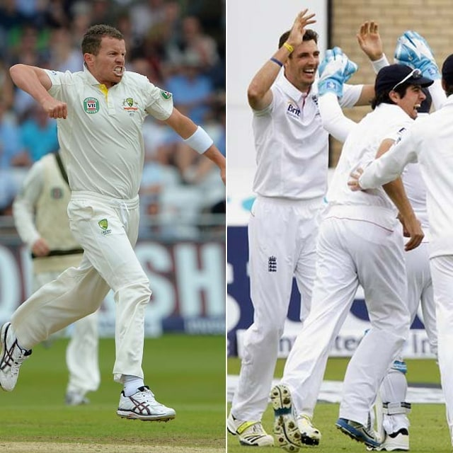 The Ashes: Bowlers dominate Day 1 of 1st Test