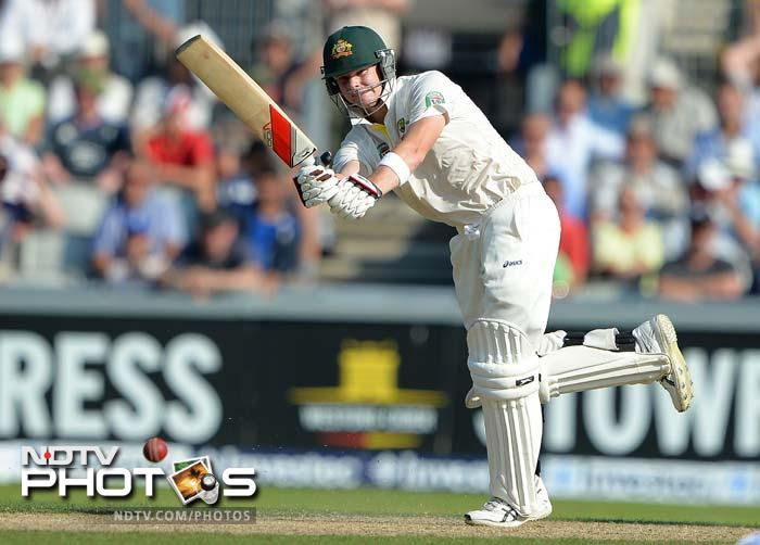The Ashes, 3rd Test Day 1: Australia show strong signs of life